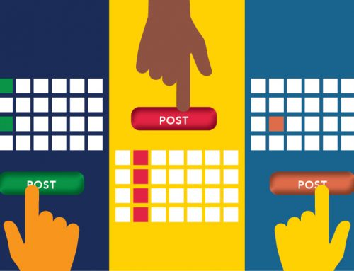How often should I post to my blog?