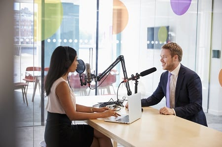 podcasting tips for healthcare marketers