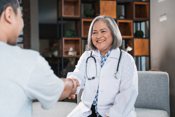 SME interview with a doctor