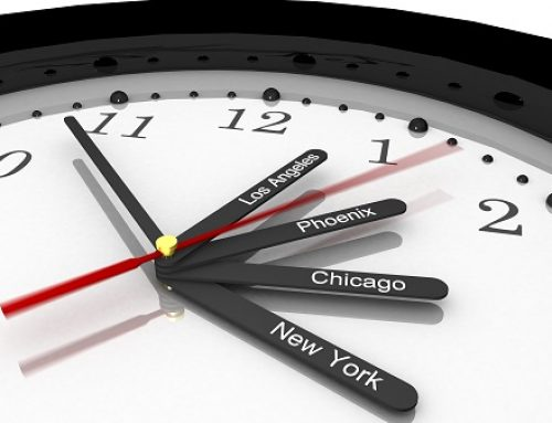 Don't zone out on time zones: Tips and tricks for success