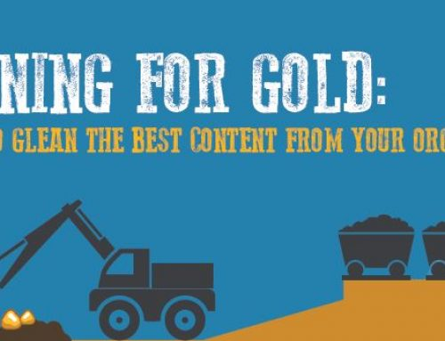 Infographic: How to mine the best content from your organization