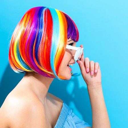 Color in healthcare marketing