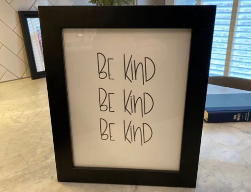 Be present, be compassionate, be kind: A check-in from WriterGirl