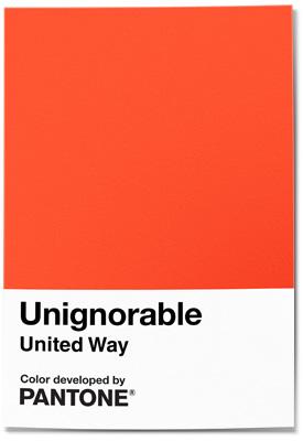 Pantone's Unignorable color