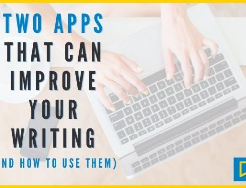 Two apps that can improve your writing (and how to use them)