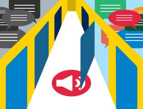 Social audio: Should healthcare organizations use it?